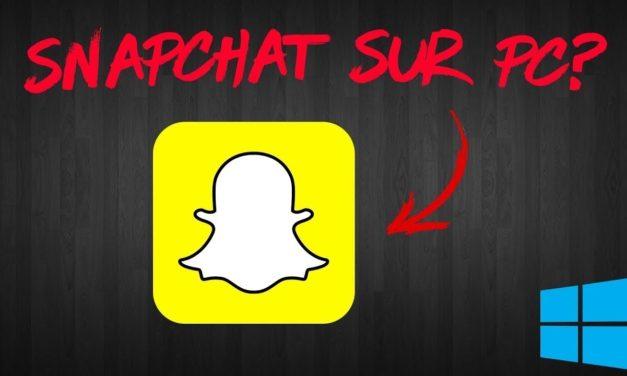 Snapchat pour PC (Windows 10, 8.1.7) Téléchargement gratuit 2020