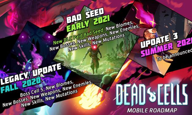 Dépêchez-vous, Dead Cells maintenant sur Android pour 9€ !