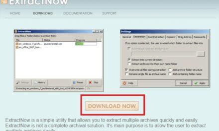 Meilleures alternatives WinZip gratuites 2021-ExtractNow
