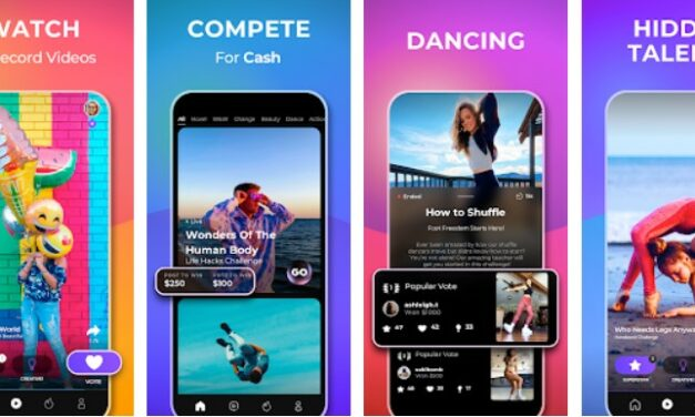 Compete: Watch or Create Videos & Compete for Cash