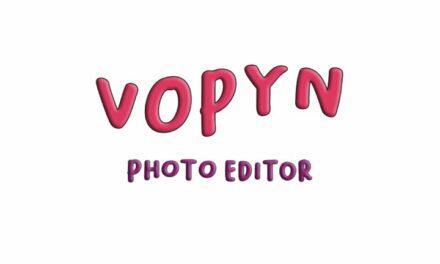 Vopyn Photo Editor