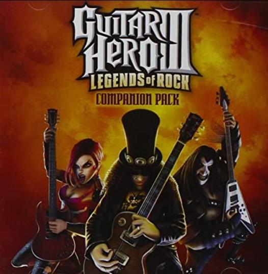Guitar Hero 3 Version PC Télécharger 2021