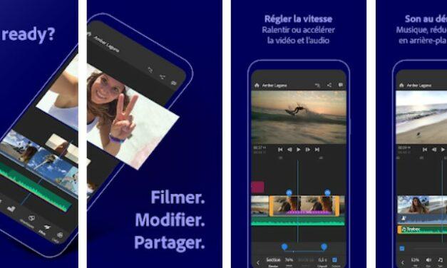 Adobe Premiere Rush — Montage Vidéo