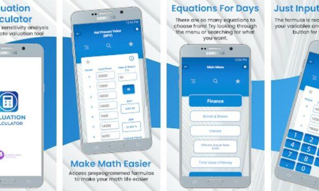 Valuation Calculator